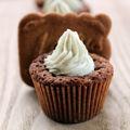 Cupcake speculos - roquefort papillon