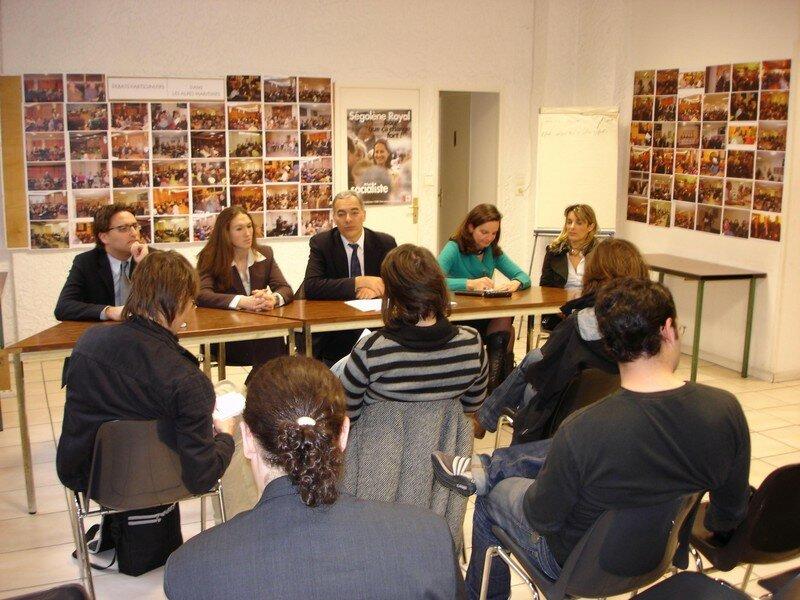 Conférence de presse bilan des débats participatifs