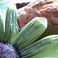 Mini-cakes ananas rhum