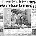 Midi Libre décembre 2010