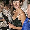 Sophie marceau a 48 ans, beauté, sensualité et toujours des robes capricieuses!