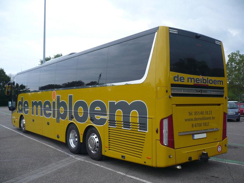 VAN HOOL TX16 Acron 56 places Busreizen De Meibloem Obernai (2)