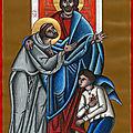 <b>Icône</b> de l'Engagement <b>Franciscain</b>