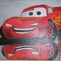 Flash MacQueen (Acrylique)