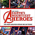 Panini Marvel Deluxe Avengers Earth's mightiest heroes