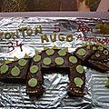 gâteau dinosaure 1