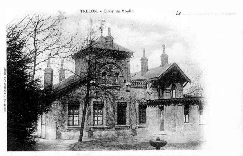 TRELON-Château du Moulin