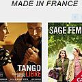 Des films <b>français</b> sont à l'honneur sur l'appli Android PlayVOD !