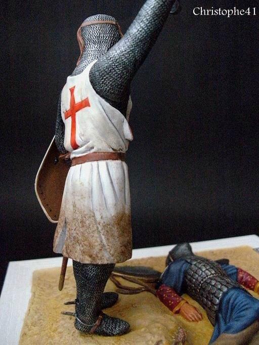 Templier bataille de Mansourah 1250 - PICT4692
