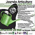 Journée Articulture