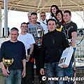Rallye regional du pays vannier amance - communiqué rallye 2