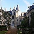 Hôtel du château du breuil**** cheverny
