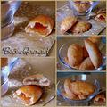 Pastissos de moniato o de cabellos de angel - gâteaux à la confiture de patate douce ou de cheveux d'ange
