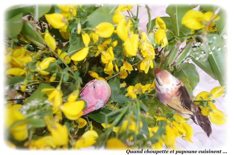 table de printemps fleurs de la nature-4859