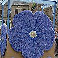 Défilé traditionnel fête des tisserands à quintin 2016