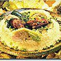 Besoin de conseil pour un excellent couscous marocain