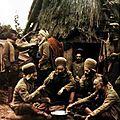 Les premières photos couleurs de la Grande Guerre