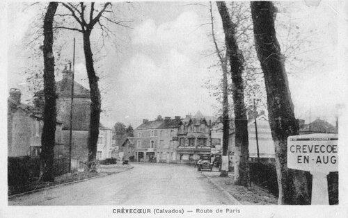 Route de Paris