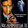 Re-<b>Animator</b> 2 - La Fiancée de Re-<b>Animator</b> (L'absurdité de la mort et de l'existence)