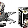 NEW FUNKO POP <b>LUKE</b> AND HIS X-WING