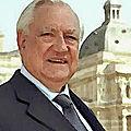 Christian Poncelet, roi des Vosges et prince du Sénat