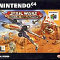 Test de Star <b>Wars</b> : Rogue Squadron (N64) - Jeu Video Giga France