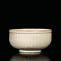 A magnificent and superbly carved large Ding 'fish' <b>basin</b>, Northern Song dynasty (960-1127)