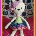 Article n°77 : lapine (amigurumi)