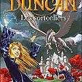 Tara duncan, tome 1: les sortceliers