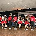 Le groupe de danseurs tchèques