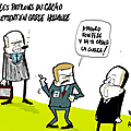 Patrons du cac40 avertissent hollande