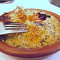 Cassolette de dorade royale à la bretonne