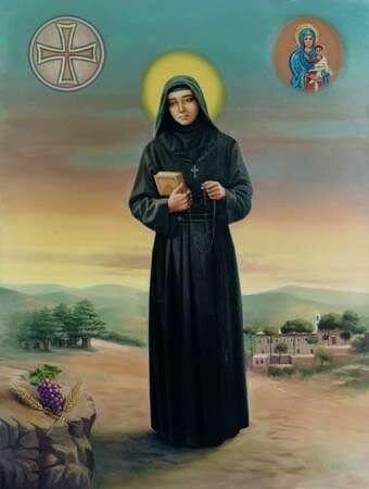 Sainte Rafqa