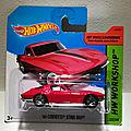 Chevrolet <b>Corvette</b> Sting Ray de 1964