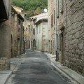 ALET-LES-BAINS Rue du Village