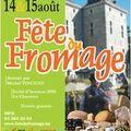 Fete du fromage 2010 au chateau de harze