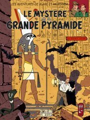 Le mystère de la Grande Pyramide ( tome 1 ).