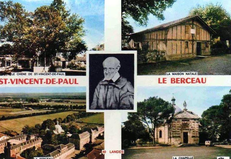 Le Berceau de St Vincent de Paul