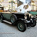 Horch 10-50 PS phaeton carrossée par Maatz de 1925 (Cité de l'Automobile Collection Schlumpf à Mulhouse) 01