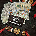 GREAT BUSINESS SUCCESS WITH A MAGIC WALLET