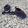 <b>Chaussures</b> marine, 19