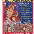 Marché de noël de Beaulieu sous la roche Décembre 2011