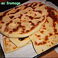 <b>Naan</b> au fromage
