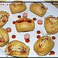 Hot dog cakes