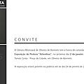 ARBORIBUS na Galeria TOMÁS COSTA