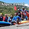 s Hautes-Alpes en juillet 2012
