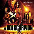 « Le Roi Scorpion » : retrouvez ce <b>film</b> <b>d</b>'<b>action</b> et ses suites en VOD