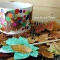 Créer une couronne d'automne {activité}