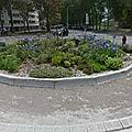 Rond-point à <b>Calais</b>