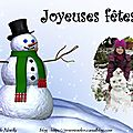 Joyeuses fêtes de fin d'année !!